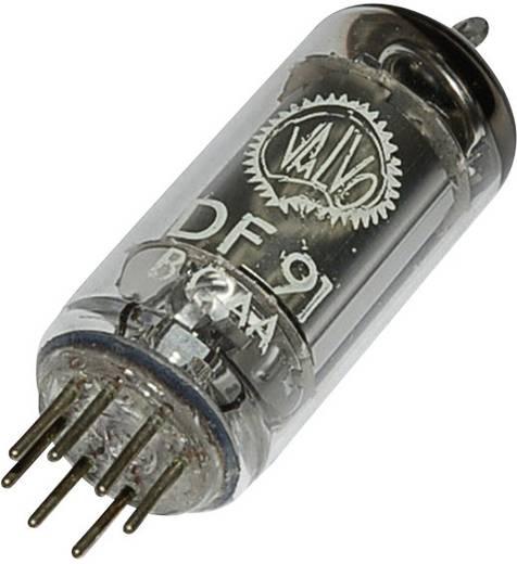 Elektroncső DF 91 = 1 T 4, pólusszám 7, Pentóda