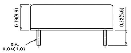 DC/DC átalakító, PXB15 sorozat, bemenet: 18 - 75 V/DC, kimenet: 5 V 3 A 15 W, TDK-Lambda PXB15-48WS05