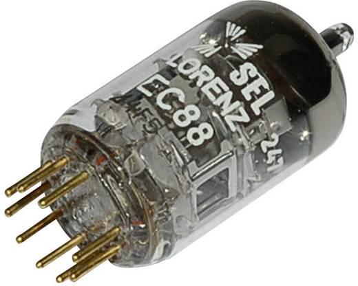 Elektroncső EC 88, pólusszám 9, novál foglalat, Trióda
