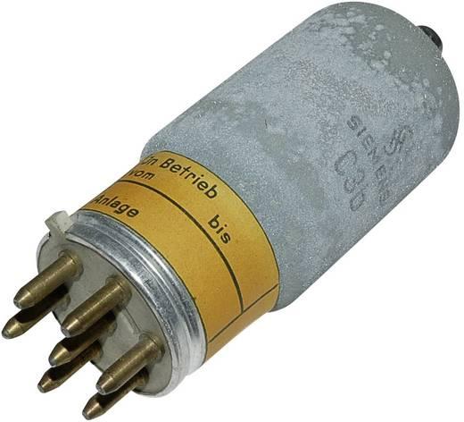 Elektroncső C 3 b, pólusszám 7, Postai cső