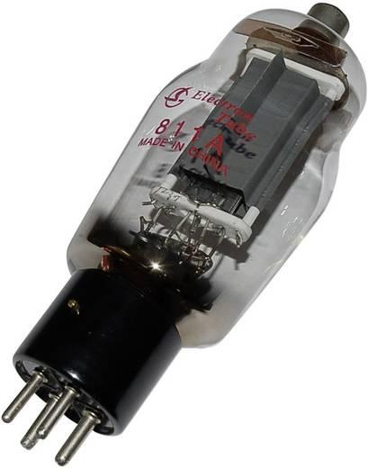 Elektroncső 811 A, pólusszám 5, UX-5 foglalat, Végpentóda