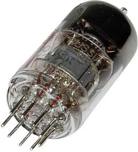 Elektroncső 12 AX 7 WA = 7025, pólusszám 9, novál foglalat, Kettős trióda
