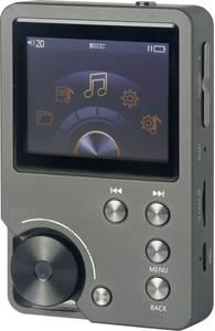MP3 lejátszó, antracit, Renkforce RF-MP3-2000 Renkforce