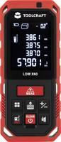 Lézeres távolságmérő max. 60 m IP 65 Toolcraft TO-LMD X60 TOOLCRAFT