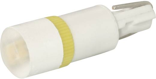 Multi-Look-LED bipoláris 12-14 V, W2x4,6d, fehér, Signal Construct MWTW4662