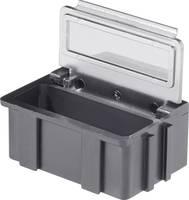 SMD rendező doboz, vezető, átlátszó fedél Licefa N266101LS (H x Sz x Ma) 37 x 12 x 15 mm (N266101LS) Licefa