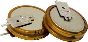 Korchip DCS5R5224VF Duplarétegű kondenzátor 0.22 F 5.5 V (Ø x Ma) 11.5 mm x 12.5 mm 1 db Korchip