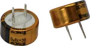 Korchip DCS5R5104CF Duplarétegű kondenzátor 0.1 F 5.5 V (Ø x Ma) 13.5 mm x 7.0 mm 1 db Korchip