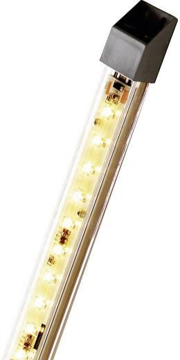 LED-es géplámpa 58 cm, 24 V/DC, melegfehér, LUMIFA Idec LF1B-ND3P-2TLWW2-3M