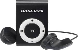Mp3 lejátszó, belső memória nélkül micro SD kártyához Basetech BT-MP-100 Basetech