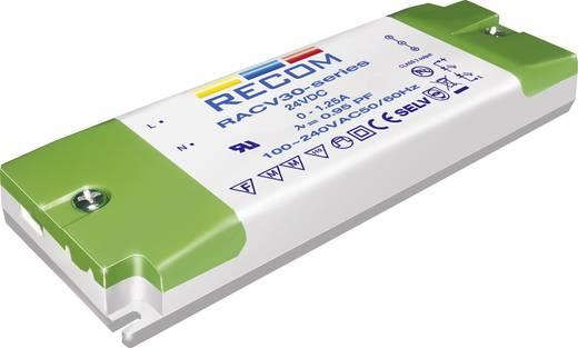 LED meghajtó Állandó feszültségű Recom Lighting RAC