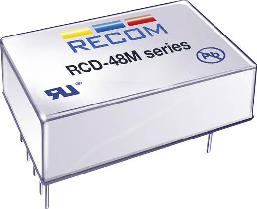 LED meghajtó 0-1,2 A, 9-60 V/DC, Recom Lighting RCD-48-1.20/M