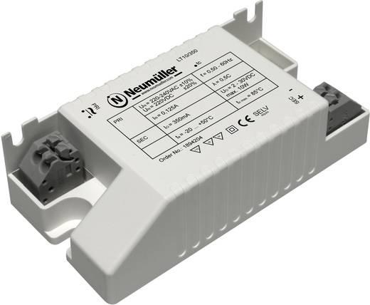 LED meghajtó 0-350 mA, 176-288 V/DC, 198-264 V/AC, Neumüller LT10-350