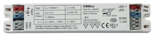 DIMMbox LT LED meghajtóhoz max. 5 A, 15-50 V/DC