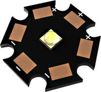 Nagy teljesítményű LED modul melegfehér 0.9 W 125 ° 2 V 350 mA TRU COMPONENTS TRU Components