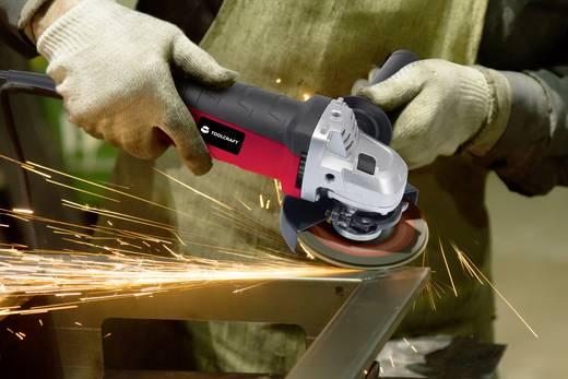 Sarokcsiszoló tartozékokkal 125 mm 900 W 230 V Toolcraft ST-Ws125 1582581