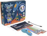 3D nyomtató toll kezdő készlet, 3Doodler Essential (3DS-ESST-DGF-R) 3Doodler