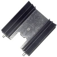 Hűtőborda 11 K/W 38,1 x 34,9 x 12,7 mm TO-220, Tru Components TC-KK7477XC (TC-KK7477XC) TRU COMPONENTS