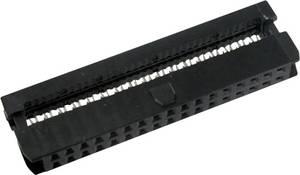Szalagkábel csatlakozó aljzat D05-10 BSA1-G TRU COMPONENTS Tartalom: TRU COMPONENTS
