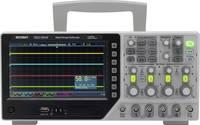 Digitális tárolós oszcilloszkóp függvénygenerátorral 100 MHz 4 csatorna 1 GSa/mp 64 kpts 8 bit, DSO, Voltcraft DSO-1104 VOLTCRAFT