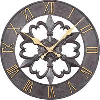 Kvarc falióra, 30 cm, Paragon 4445 (4445) Atlanta Uhren
