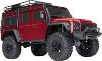 Traxxas Landrover Defender Brushed RC modellautó Elektro Crawler 4WD RtR 2,4 GHz (TRX-82056-4R) Traxxas