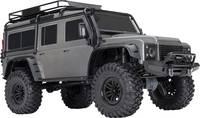 Traxxas Landrover Defender Brushed RC modellautó Elektro Crawler 4WD RtR 2,4 GHz (TRX-82056-4S) Traxxas