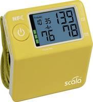 Csuklós vérnyomásmérő, Scala SC7400 sárga 02485 Scala