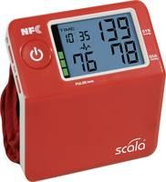 Csuklós vérnyomásmérő, Scala SC7400 piros 02486 Scala