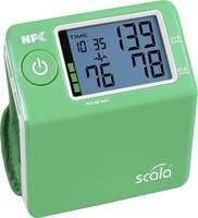 Csuklós vérnyomásmérő, Scala SC7400 zöld 02487 Scala