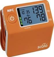Csuklós vérnyomásmérő, Scala SC7400 narancssárga 02488 Scala