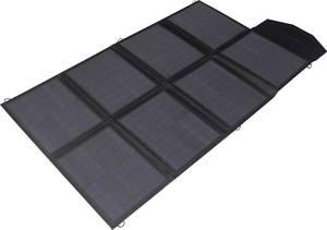 Polaroid SP100 717-843063 Napelemes akkutöltő Töltőáram napelem (max.) 5600 mA 100 W Polaroid