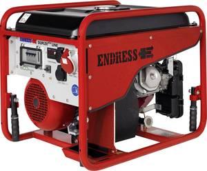 Endress ESE 606 DHG-GT DUPLEX 4 ütemű motor Áramfejlesztő 6.4 kW 230 V, 400 V 104 kg Endress