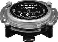 Monacor EX-40/8 Exciter hangszóró 40 W 8 Ω Fémes , Fekete 1 db Monacor