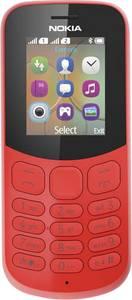 Nokia 130 Dual SIM mobiltelefon Piros Nokia