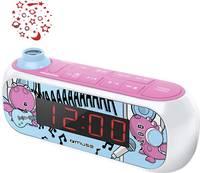 Gyerek rádió, rózsaszín, Muse M-167 Muse