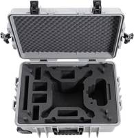 B & W outdoor.cases Typ 6700 Kültéri koffer Alkalmas: DJI Phantom 4 Pro+, DJI Phantom 4 Pro, DJI Phantom 4 Advanced, DJI B & W