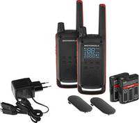 Motorola Solutions TLKR T82 188068 PMR készülék 2 részes készlet Motorola Solutions