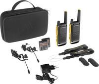PMR kézi adó-vevő készlet, 2 részes, Motorola TLKR T82 Extreme 188069 Motorola Solutions