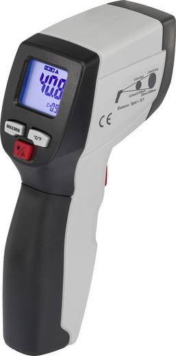 VOLTCRAFT IR 500-12S Infra hőmérő Optika 12:1