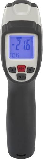 VOLTCRAFT IR 500-12D Infra hőmérő Optika 12:1 -50 - 500 °C Pirométer Kalibrált: Gyári standard (tanusítvány nélkül)