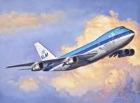 Revell 03999 Boeing 747-200 KLM Repülőmodell építőkészlet Revell