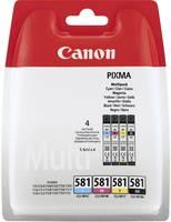 Canon Tinta CLI-581 Multipack CMYK Eredeti Fénykép fekete, Cián, Bíbor, Sárga 2103C004 Canon