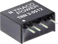 TracoPower TRN 3-2411 DC/DC feszültségváltó, nyák 24 V/DC +5 V/DC 600 mA 3 W Kimenetek száma: 1 x (TRN 3-2411) TracoPower