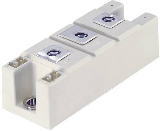 Tirisztor/dióda modul, SEMIPACK® 2, I(T) 160 A, U(DRM) 1600 V, SEMIPACK® Semikron SKKT162/16E