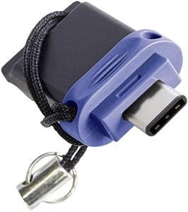 USB-s okostelefon/tablet kiegészítő adathordozó Verbatim Store´n´Go Dual Drive 32 GB USB 3.0, USB-C™ Verbatim
