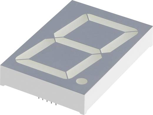 LED kijelző, SA23-12GWA, számjegy méret: 57MM