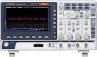 GW Instek MSO-2204E Digitális oszcilloszkóp 200 MHz 20 csatornás 1 GSa/mp 10 Mpts 8 bit Digitális memória (DSO), Kevert GW Instek