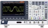 GW Instek MSO-2074EA Digitális oszcilloszkóp 70 MHz 1 GSa/mp 10 Mpts 8 bit Digitális memória (DSO), Kevert jel (MSO), GW Instek