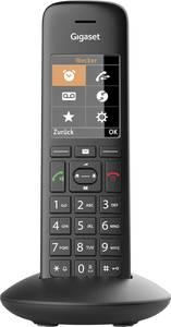Gigaset C570HX DECT mobil egység Fekete Gigaset